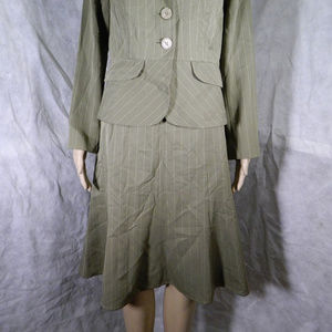 dorby Other - Dorby Brown Skirt Suit. 8